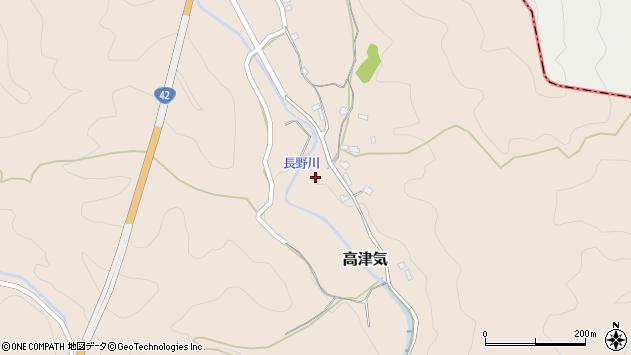 〒649-5311 和歌山県東牟婁郡那智勝浦町高津気の地図