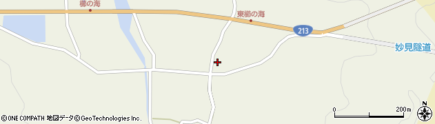 大分県国東市国見町櫛海133周辺の地図