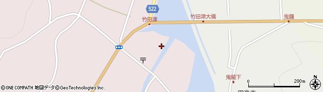 大分県国東市国見町竹田津3625周辺の地図