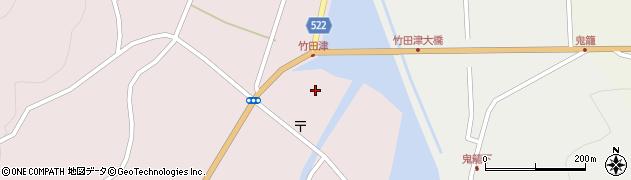 大分県国東市国見町竹田津3629周辺の地図
