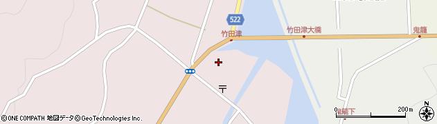 大分県国東市国見町竹田津3632周辺の地図