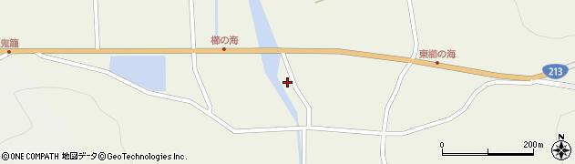 大分県国東市国見町櫛海2周辺の地図