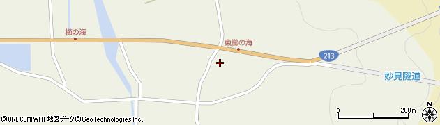 大分県国東市国見町櫛海114周辺の地図