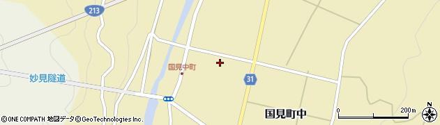 大分県国東市国見町中1122周辺の地図
