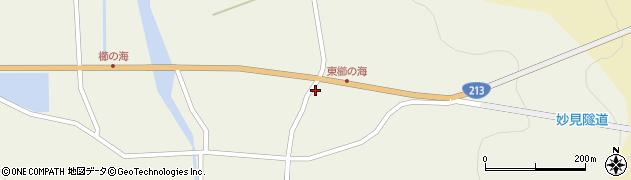大分県国東市国見町櫛海113周辺の地図