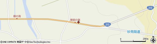 大分県国東市国見町櫛海98周辺の地図