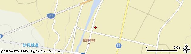 大分県国東市国見町中1232周辺の地図