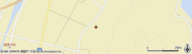大分県国東市国見町中559周辺の地図