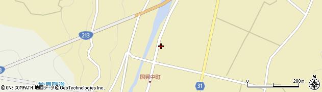 大分県国東市国見町中1230周辺の地図