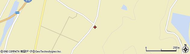 大分県国東市国見町中689周辺の地図