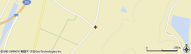 大分県国東市国見町中697周辺の地図
