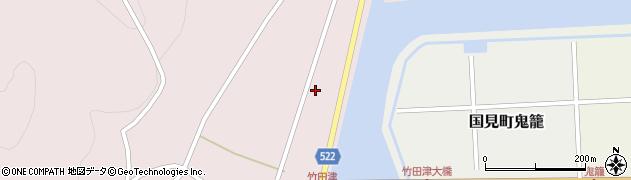 大分県国東市国見町竹田津3750周辺の地図