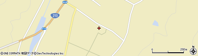 大分県国東市国見町中1325周辺の地図