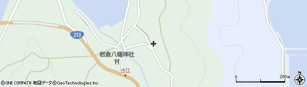 大分県国東市国見町櫛来4279周辺の地図