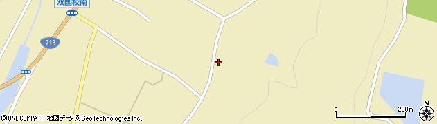 大分県国東市国見町中713周辺の地図