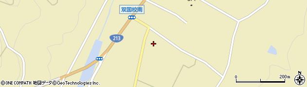 大分県国東市国見町中1308周辺の地図