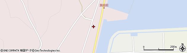 大分県国東市国見町竹田津3841周辺の地図