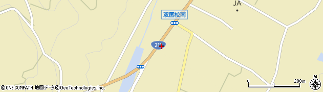 大分県国東市国見町中1284周辺の地図