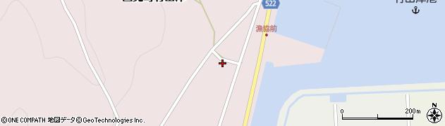 大分県国東市国見町竹田津3842周辺の地図
