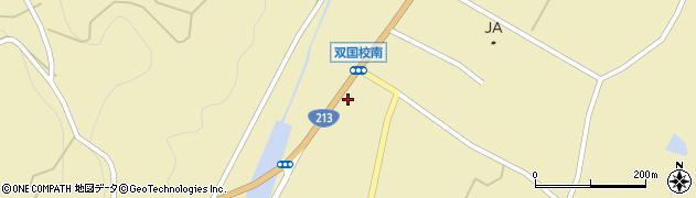 大分県国東市国見町中1285周辺の地図