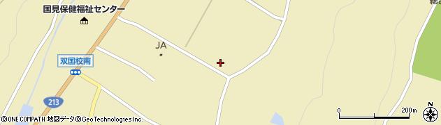大分県国東市国見町伊美2960周辺の地図