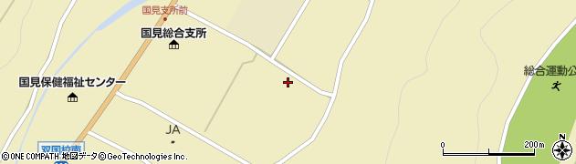 大分県国東市国見町伊美2932周辺の地図
