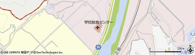 みやこ町役場豊津支所 教育委員会学校教育課学校給食係周辺の地図