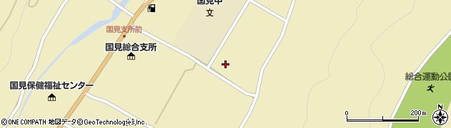 大分県国東市国見町伊美2863周辺の地図