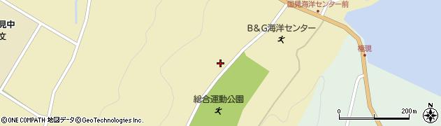 大分県国東市国見町伊美4084周辺の地図