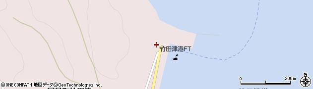 大分県国東市国見町竹田津3934周辺の地図