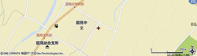 大分県国東市国見町伊美2841周辺の地図