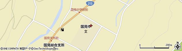 大分県国東市国見町伊美2830周辺の地図