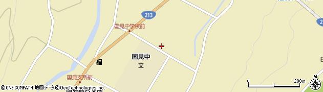 大分県国東市国見町伊美2828周辺の地図
