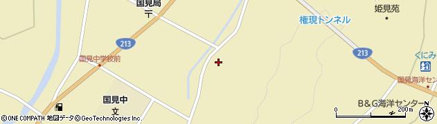大分県国東市国見町伊美3426周辺の地図