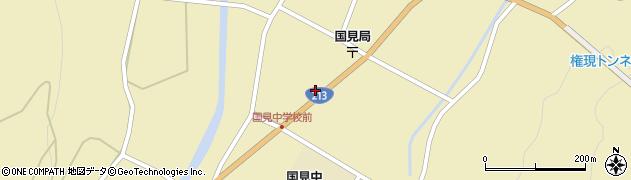 大分県国東市国見町伊美2364周辺の地図