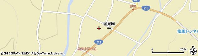 大分県国東市国見町伊美2435周辺の地図