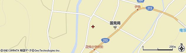 大分県国東市国見町伊美2409周辺の地図