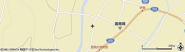 大分県国東市国見町伊美2406周辺の地図