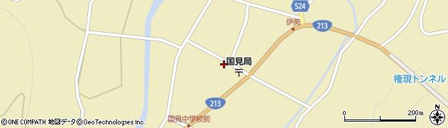 大分県国東市国見町伊美2436周辺の地図