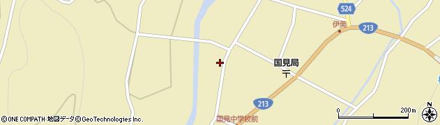 大分県国東市国見町伊美2405周辺の地図