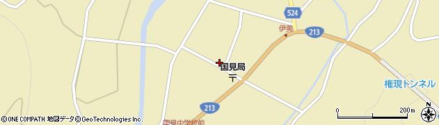 大分県国東市国見町伊美2484周辺の地図