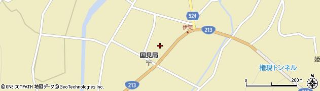 大分県国東市国見町伊美2457周辺の地図