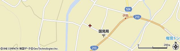 大分県国東市国見町伊美2494周辺の地図