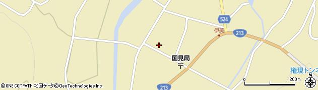 大分県国東市国見町伊美2495周辺の地図