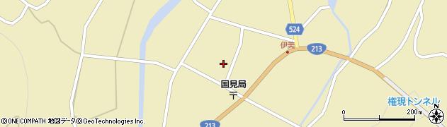 大分県国東市国見町伊美2481周辺の地図