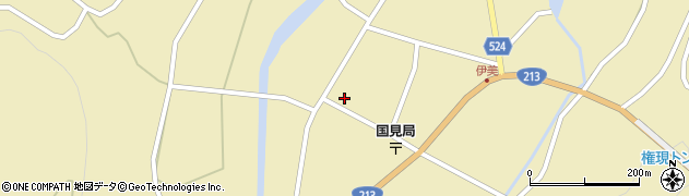大分県国東市国見町伊美2496周辺の地図