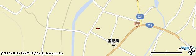 大分県国東市国見町伊美2497周辺の地図