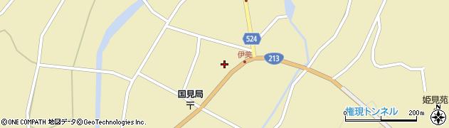 大分県国東市国見町伊美2463周辺の地図