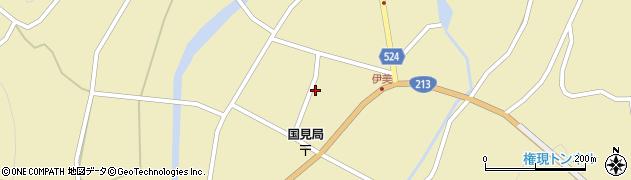 大分県国東市国見町伊美2479周辺の地図