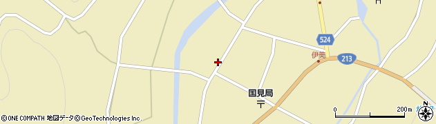 大分県国東市国見町伊美2509周辺の地図